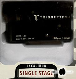 Triggertech Excalibur Single Stage 1.5 lbs (2020) (3662)