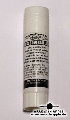 Crossbow Rail Lube and Bowstring Lube,Darton (2167)