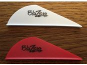 Black Eagle 2 inch Blazer Vanes - red (#2674)