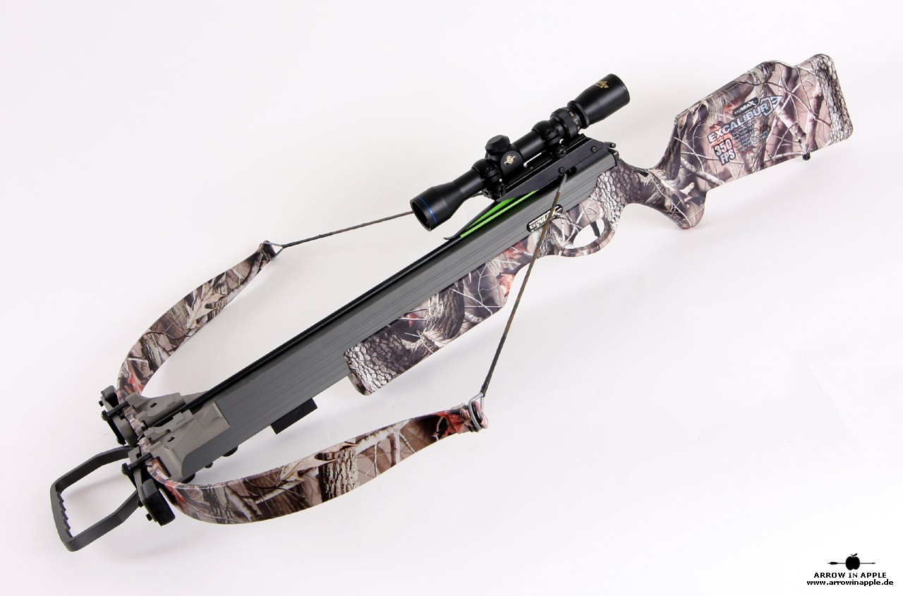 Excalibur ExoMax Crossbow at ARROW IN APPLE