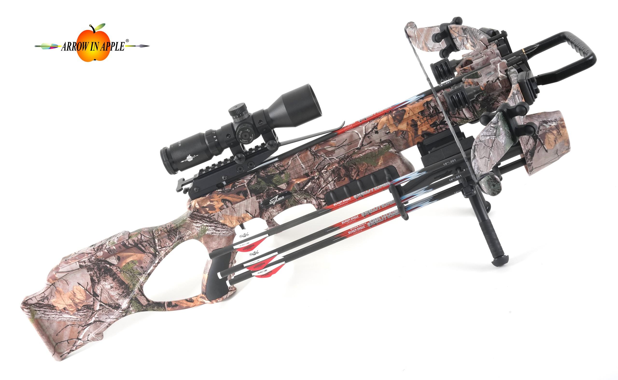 Excalibur Matrix 380,Realtree Xtra Recurve crossbow