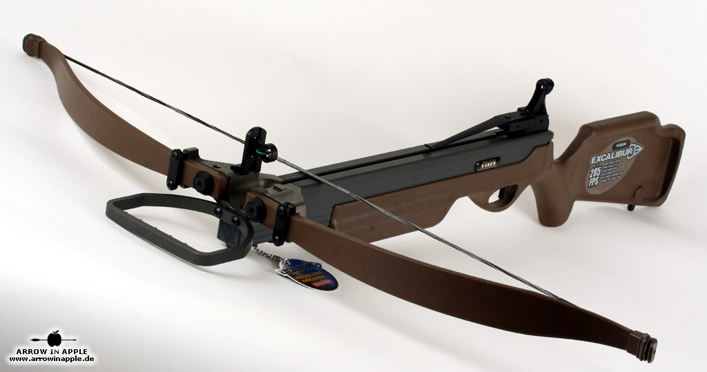 how to change string on excalibur crossbow
