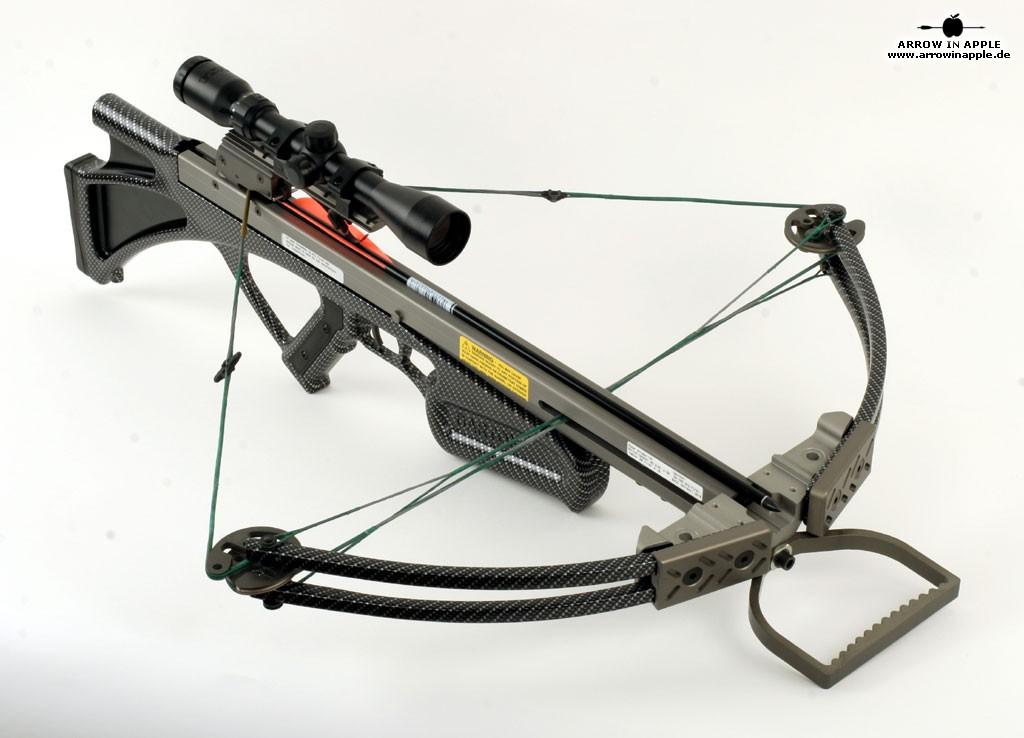 Daryls Crossbow